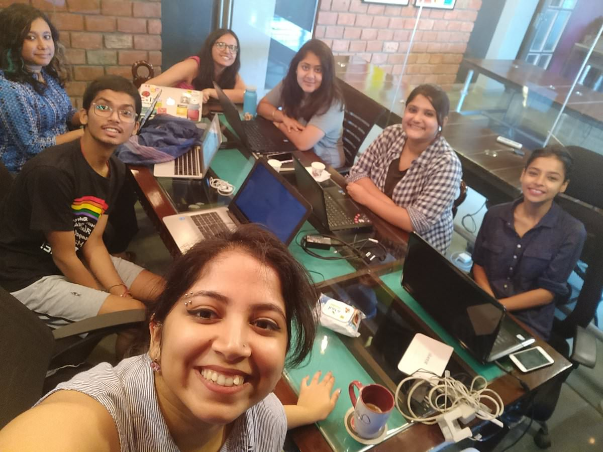 Indian Women Freedom Fighters: Wikipedia Edit-a-thon