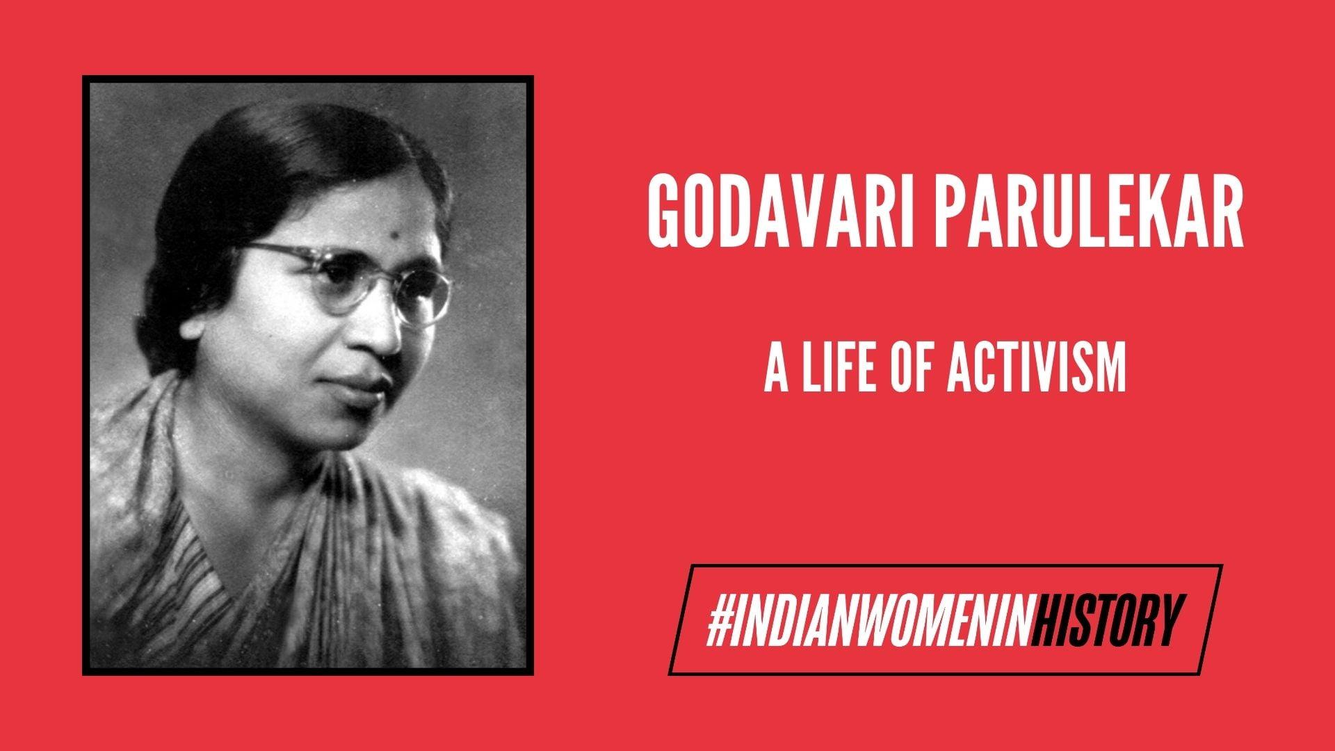 Godavari Parulekar: A Life Of Activism | #IndianWomenInHistory
