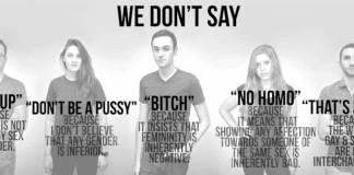 sexist phrases