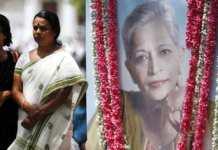 गौरी लंकेश की मौत के दिन एक औरत जिन्दा लाश थी | Feminism In India
