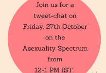 Tweet Chat For Asexuality Awareness Week