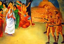 Matangini Hazra And Her Sacrifice For India's Freedom