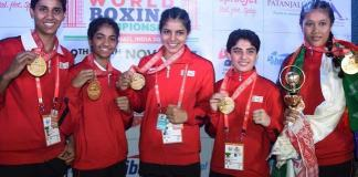 Meet The 5 Women Boxers Who Bagged Gold At World Youth Boxing