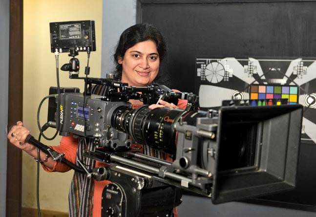7 Indian Women Cinematographers We Should Know About