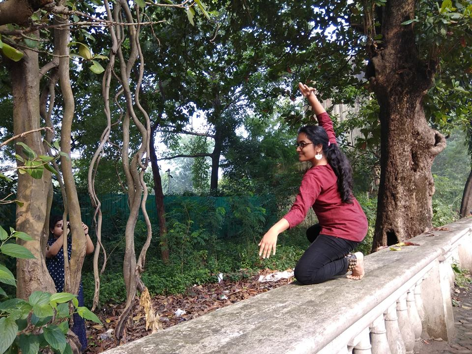 Bharatanatyam In The Wild