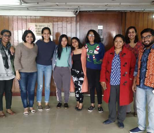 Queer Rights Activists: Wikipedia Edit-a-thon   Feminism In India