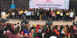 In Photos: Delhi Celebrates One Billion Rising Day 2018 | Feminism In India