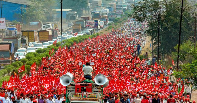 Kisaan March