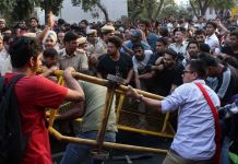 JNU Long March: Harassment By Police While Protesting Against Harassment