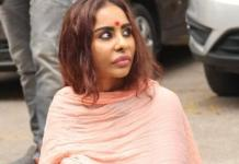 Sri Reddy Is The Whistleblower Of The Casting Couch In Tollywood
