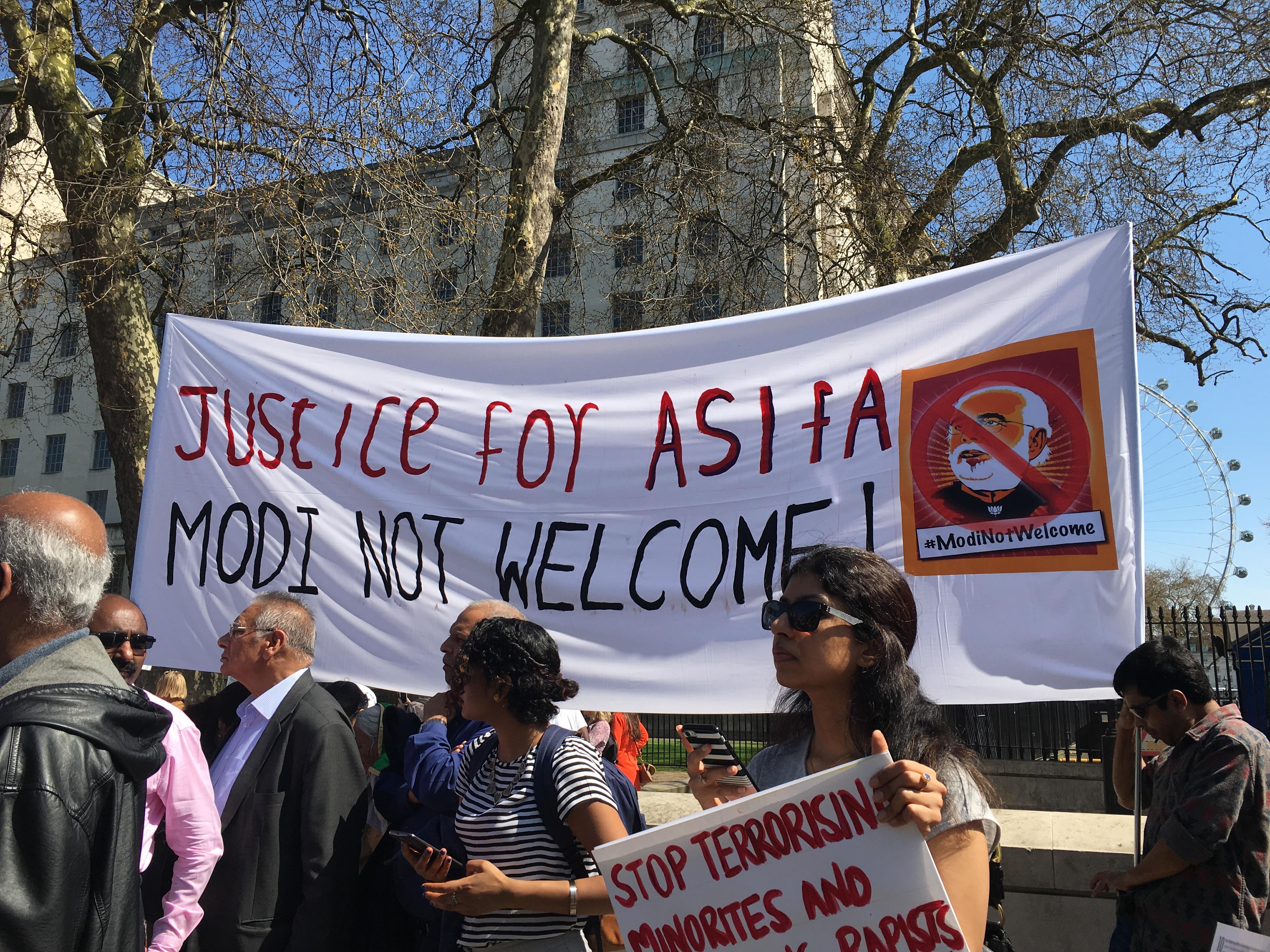 Modi in London