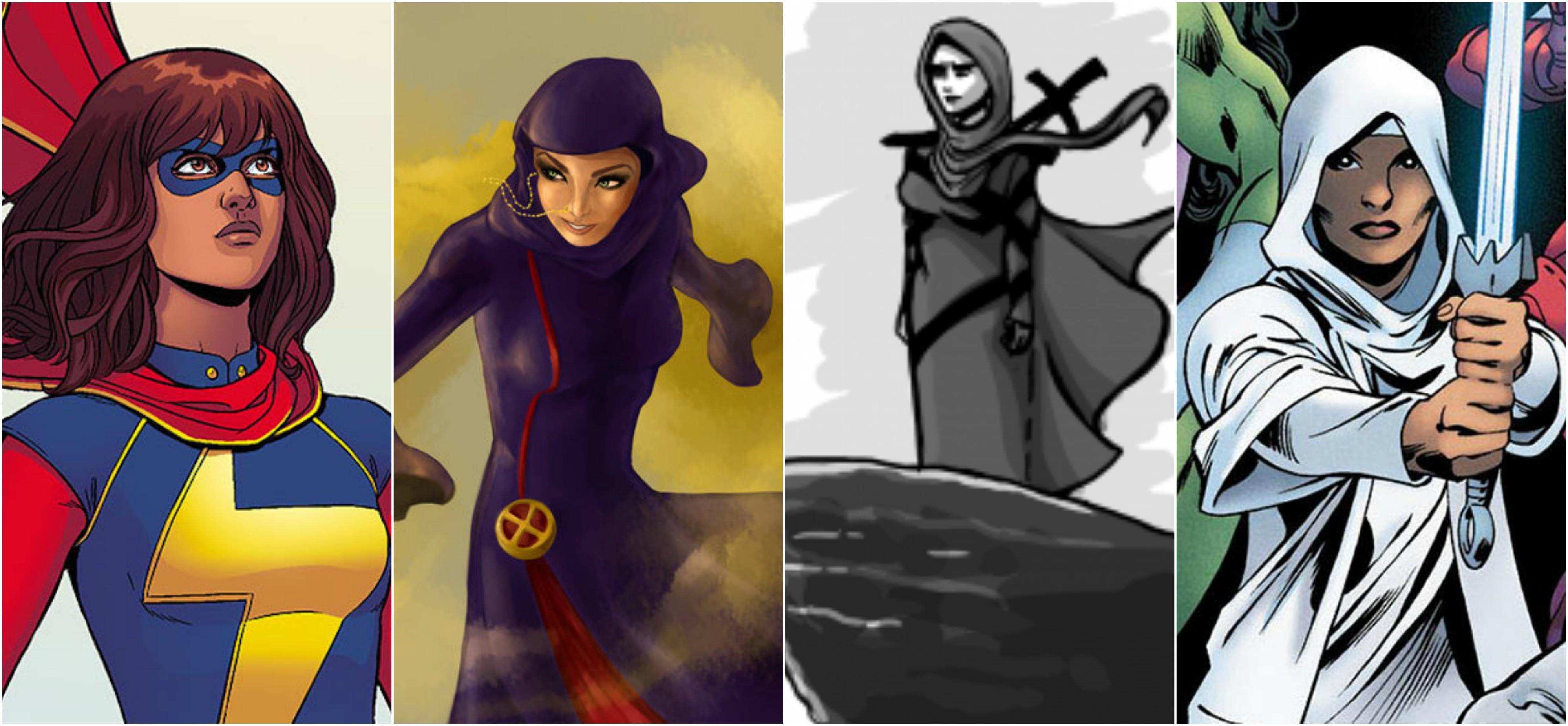 Muslim superheroines
