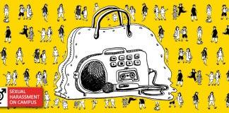 radio in a purse