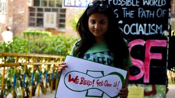 पीरियड पर चुप्पी की नहीं चर्चा की ज़रूरत है | Feminism In India