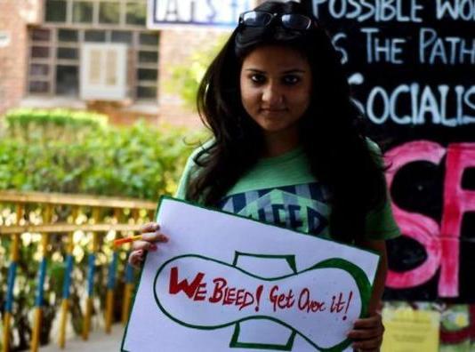 पीरियड पर चुप्पी की नहीं चर्चा की ज़रूरत है   Feminism In India