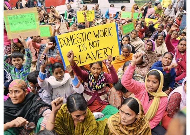 Domestic Workers In India Have No Laws Protecting Their Rights