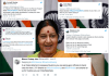 Here Are The 6 Most Absurd Tweets Trolling Sushma Swaraj