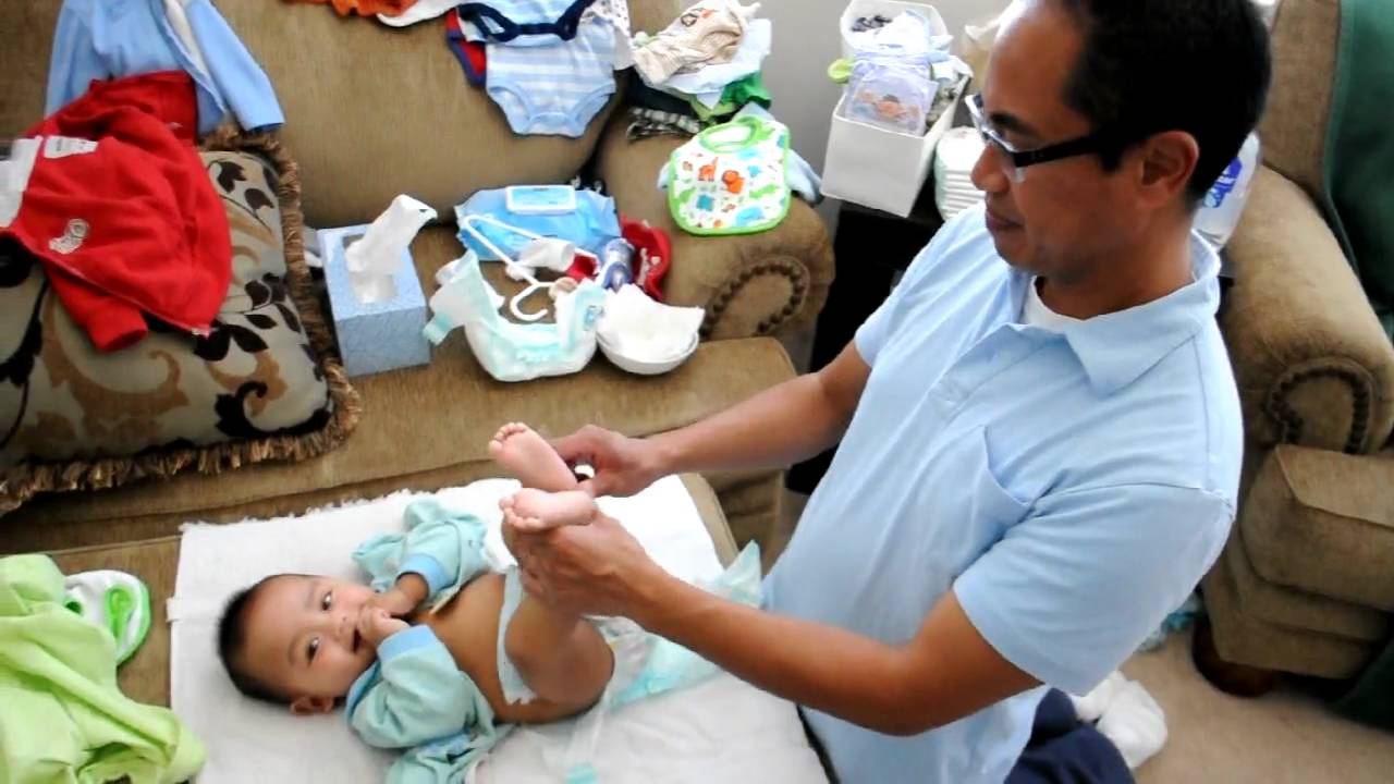 Fatherhood Childcare Domestic Responsibilites