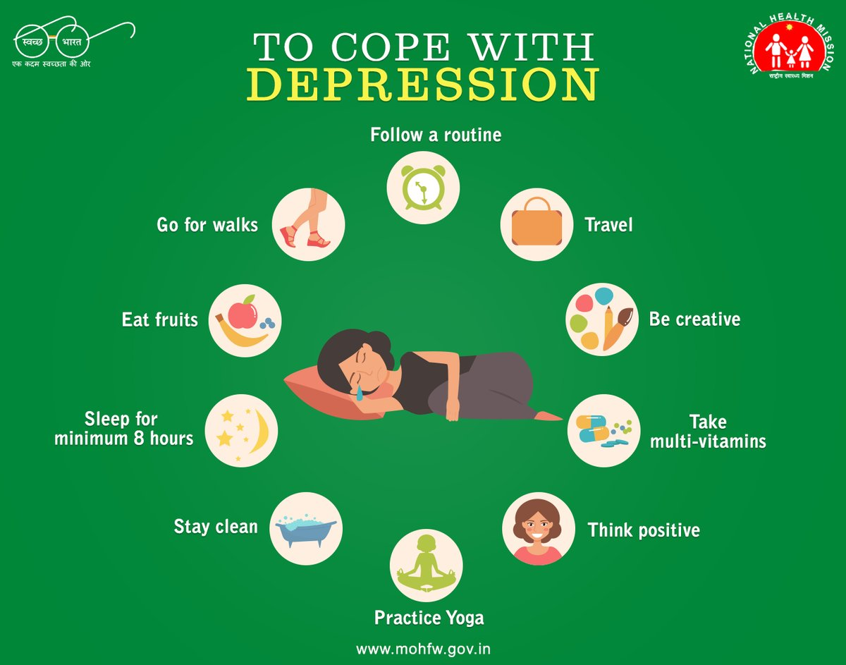 The Ministry Of Health Has No Idea What Depression Is About