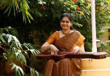 ख़ास बात : भारत की पहली स्लाइड गिटारवादिका विदुषी डॉ कमला शंकर के साथ