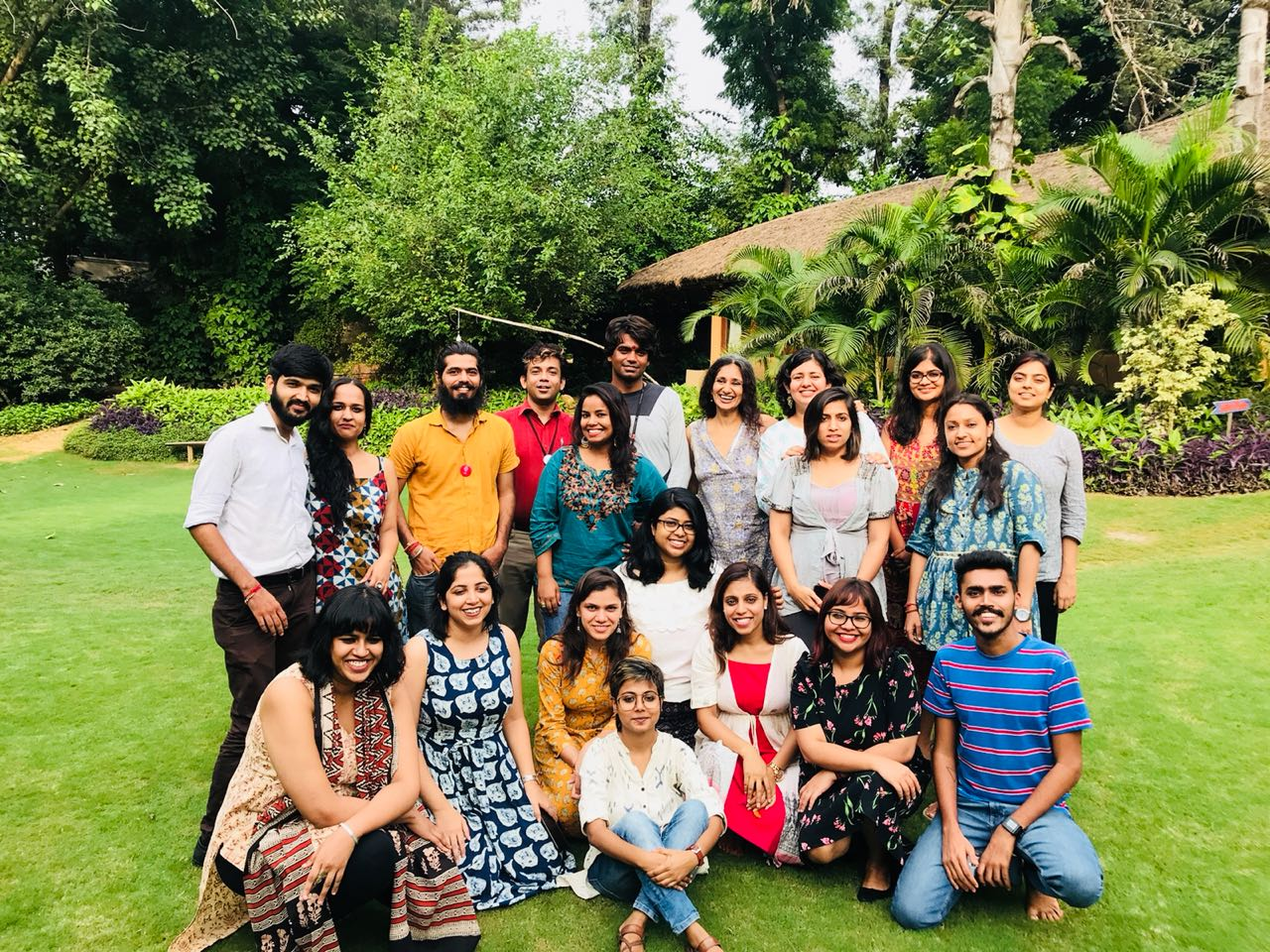 FII At Love Matters India Workshop On Sexual Pleasure