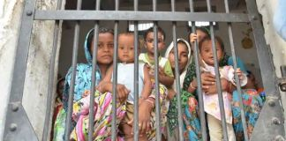 Patriarchy And The Indian Jails: The Plight Of Female Prisoners In India