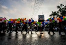 After The Rain Comes The Rainbow: First Pride March In Shillong