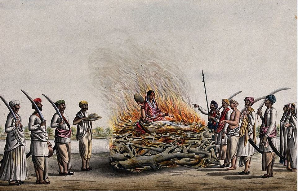 How Did Sati Get Abolished In India?