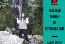 Meet Mahika Banerji – FII's Featured Writer Of November 2018