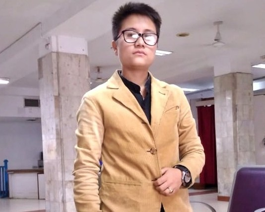 Josh Ningthoujam, A Trans Man From Manipur, And His Story