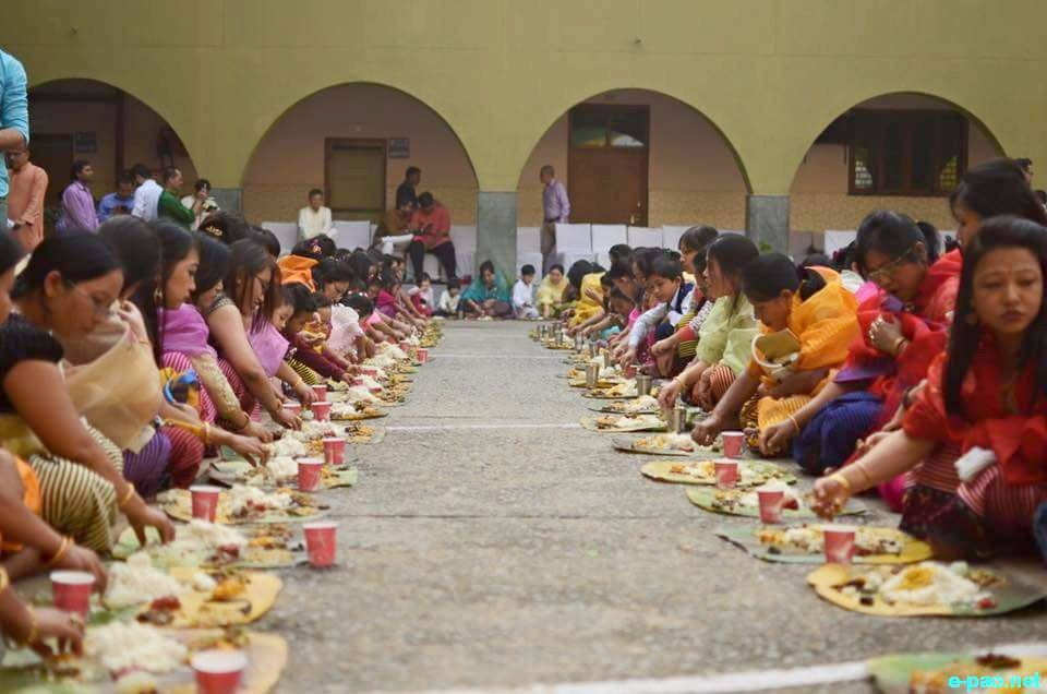 Meitei's Biggest Festival 'Ningol Chakouba' Is A Celebration Of Its Daughters – But Is That Enough?