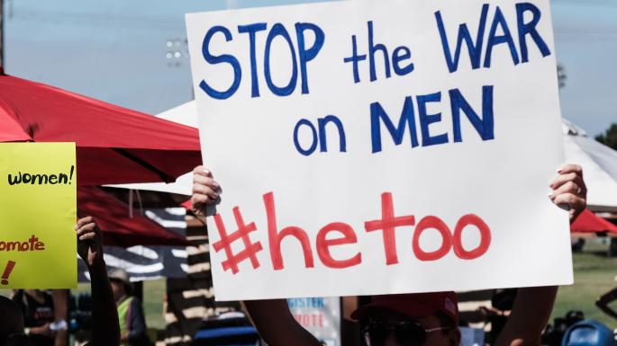 Dear Men, #MeToo Is Not A War Against You