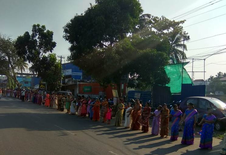 Why The Women's Wall In Kerala Deserves Your Attention