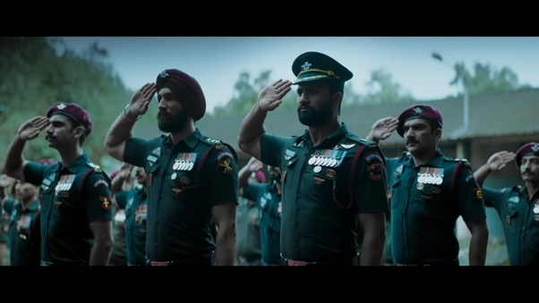 Uri Review: An Endeavour In Igniting Over-The-Top Nationalist Passions With Tired Clichés