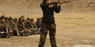 Dr Seema Rao: India's First And Only Woman Commando Trainer