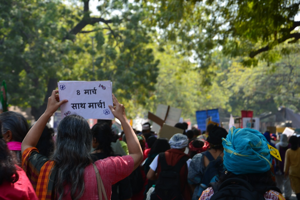 Aath March Saath March: International Women's Day 2019 Statement