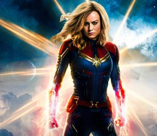 Captain Marvel: The Female Superhero We Deserve
