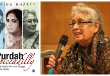 Book Review: Purdah to Piccadilly by Zarina Bhatty