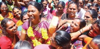 Meet G Gomathi: The Independent Candidate Who Fought For The Rights Of Munnar Tea Plantation Workers