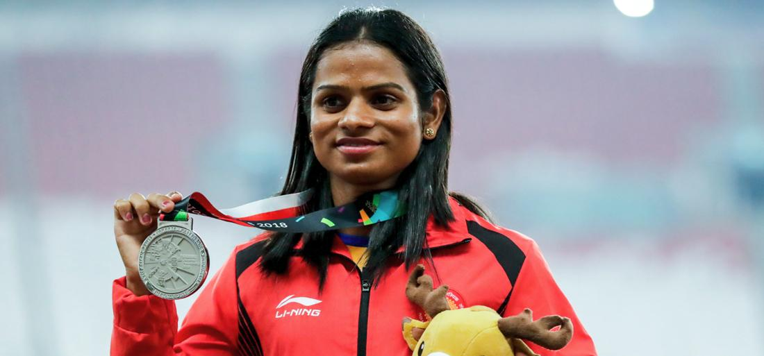Dutee Chand Is The Queer Icon That India Needs Today