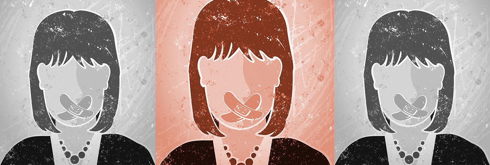 Dear Women, It's Time We Stop Self-Silencing