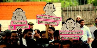 In Photos: Mob Lynching Of Tabrez Ansari Sparks Nation-Wide Protests In 70 Cities