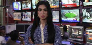 Meet Marvia Malik: The First Trans Woman News Reporter Of Pakistan