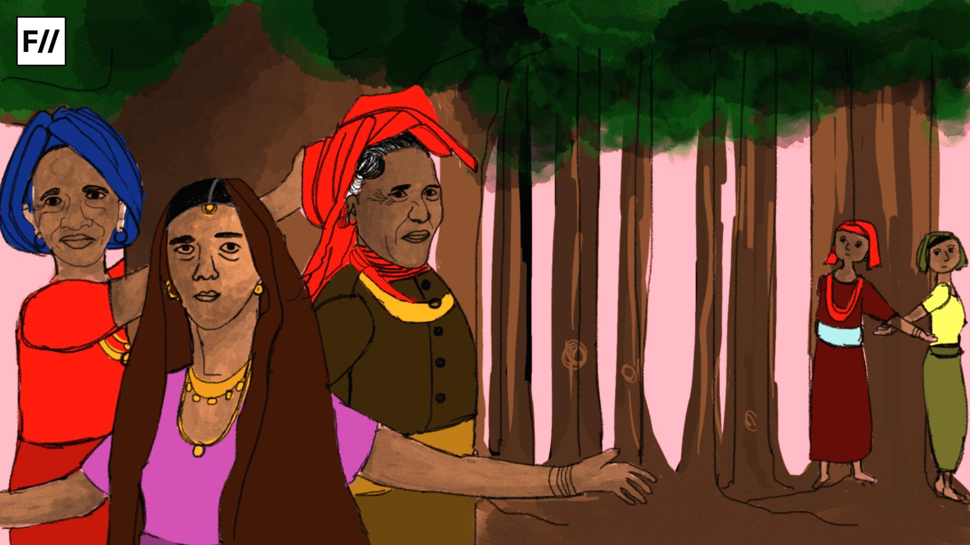 Remembering Chipko Movement: The Women-led Indigenous Struggle