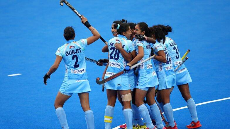Indian Women's Hockey Team Clinch FIH Series, Beat Japan 3-1