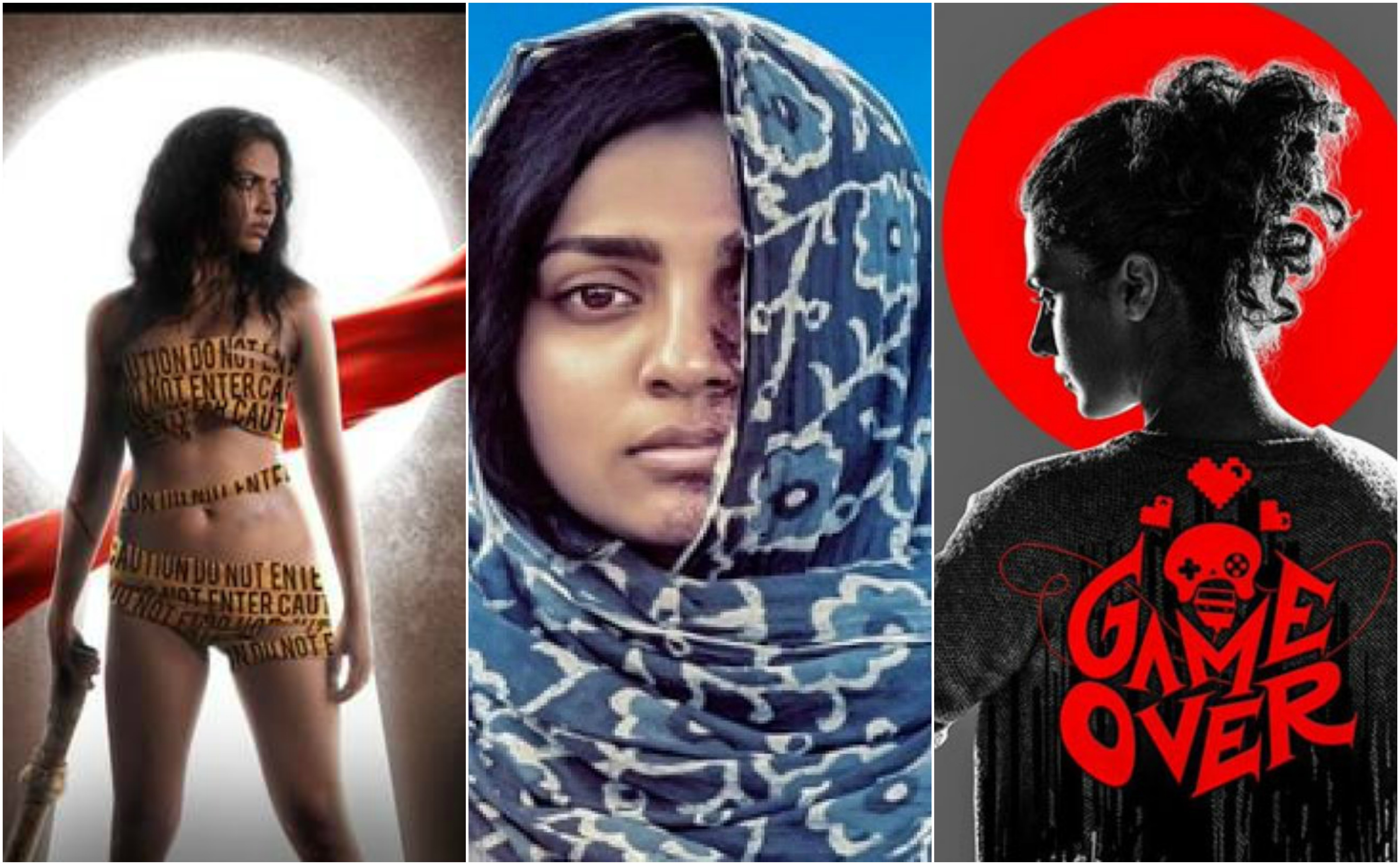 Women's Body, A Battleground— Through The Lens Of Aadai, Uyare And Gameover