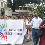 Know Your Neighbour: A Team Committed To The Goal Of Communal Harmony