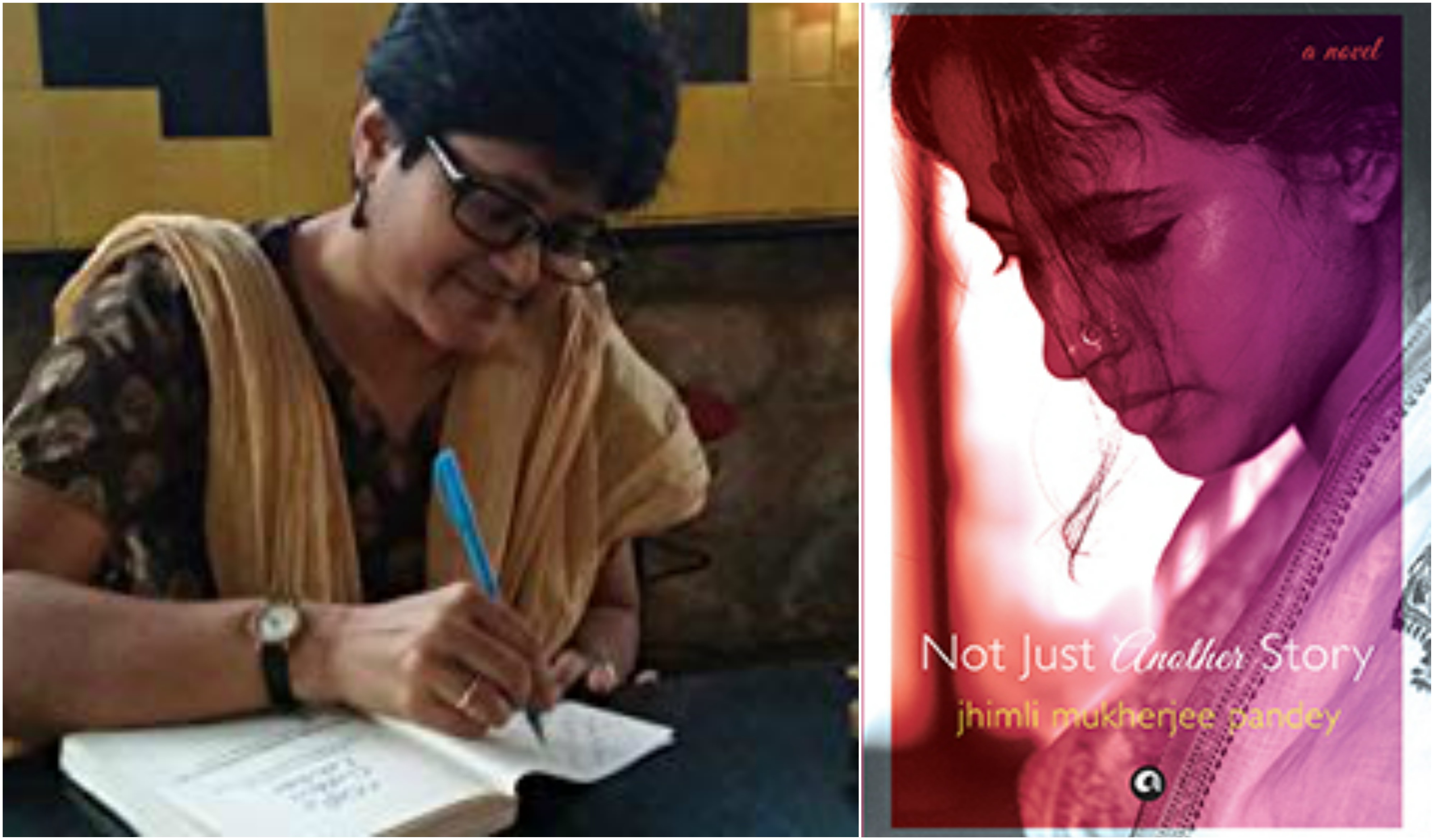 Book Review: Not Just Another Story By Jhimli Mukherjee Pandey