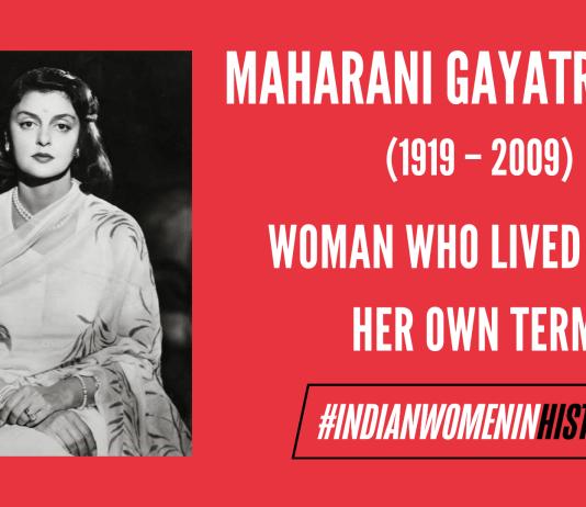 Maharani Gayatri Devi: Woman Who Lived Life On Her Own Terms |#IndianWomenInHistory