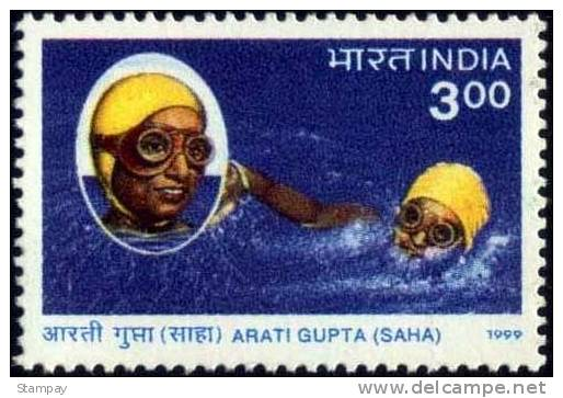 Arati Saha was born on 24th September, 1940 to a middle class Bengali-Hindu family in Kolkata. Her career in swimming began at an early age of 5.